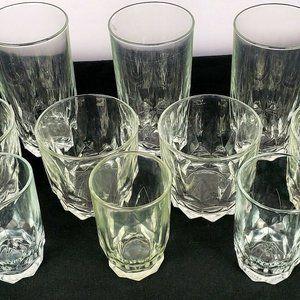 Arcoroc France Crystal Glass